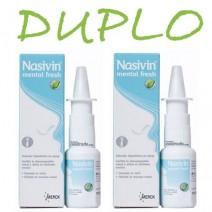 Nasivil  Dplo Mentol Fresh Solución Nasal 2 x 20ml