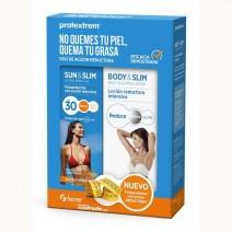 Repavar Pack Protextrem Body Slim 200ml + Sun Slim SPF30 150ml