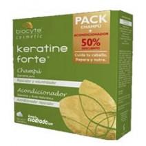 Biocyte Pack Keratine Champu 150ml + Acondicionador 150ml