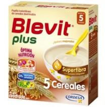 Blevit Plus Superfibra 5 Cereales 600g