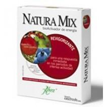 Aboca Natura Mix Revigorizante Concentrado Fluido 10frascos