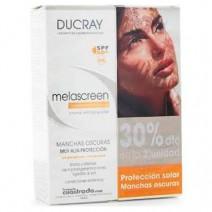 Ducray Duplo Melascreen Enriquecida SPF50+ , 2 x 40ml