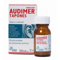 Audimer Tapones, 12ml