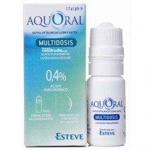 Aquoral Multidosis 10ml