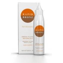 Rapid Bronz Tratamiento Crema Fluida Prepara la Piel para el Sol 100 ml