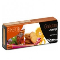 Siken Diet Galletas De Naranja 15u