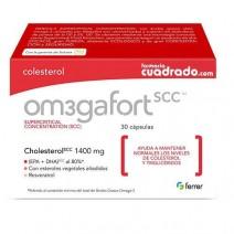 OTC Ferrer Om3gafort Colesterol, 30cápsulas