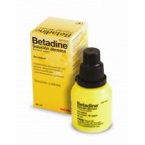Betadine 10% solución topica 50 ml