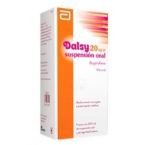 Dalsy 20 mg/ml suspensión oral 200 ml