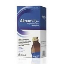 Almax 1g/7,5 ml, 225 ml suspensión