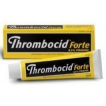 Thrombocid Forte 0,5 % Pomada Tubo 60 g