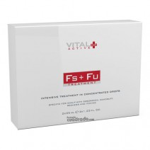 Plus Active FS+FU Caspa Sebo + Caspa Choque 2x35 ml