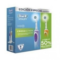 ORAL B DUPLO VITALITY CROSS ACTION