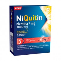 NIQUITIN CLEAR 7 MG/24 H 7 PARCHES TRANSDERMICOS 36 MG