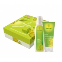 Weleda Citrus Leche 200ml + Gel Ducha 200ml