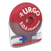 Urgo SOS Cortes Banda Autoadhesiva Recortable 3m x 2,5cm