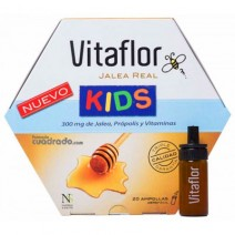 Vitaflor Kids Jalea Real 20 ampollas
