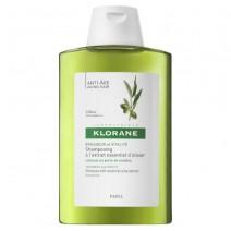 Klorane Champu al Extracto Esencial de Olivo, 400 ml