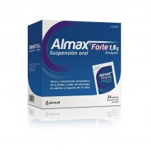 ALMAX FORTE 1.5 G 24 SOBRES SUSPENSION ORAL