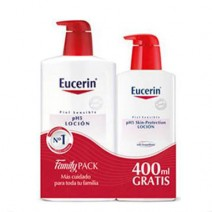 Eucerin Locion 1L + 400ml