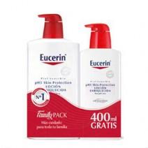 Eucerin Locion Enriquecida 1000 ml + REGALO 400 ml