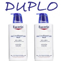 Eucerin DUPLO UreaRepair 10% Locion 2 x 400ml