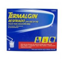 TERMALGIN RESFRIADO 10 SOBRES POLVO SOLUCION ORAL