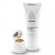 ALPHA H MULTI-PERFECTING SKIN TINT LIGHT/MEDIUM 30 ML