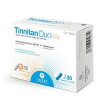 Tinnitan Duo 24 H 60 capsulas