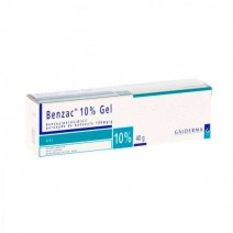 BENZAC 100 MG/G GEL TOPICO 40 G
