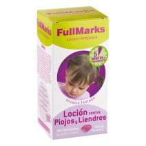 Fullmarks Solucion Pediculicida, 100 ml