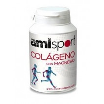Ana Maria Lajusticia Colageno con Magnesio, 270 comprimidos