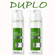 Elancyl DUPLO Slim Design Anticelulítico, 2x200ml