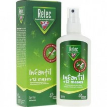 Relec Infantil Spray Antimosquitos 100ml