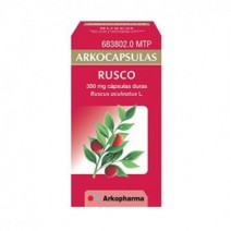 ARKOCAPSULAS RUSCO 350 MG 48 CAPSULAS