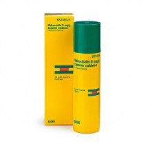HIDROCISDIN 5 MG/G AEROSOL TOPICO ESPUMA 50 G