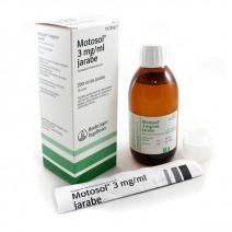 MOTOSOL 3 MG/ML JARABE 200 ML