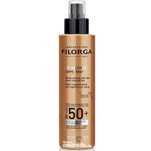 Filorga Solar UV-Bronze Spray Corporal Antiedad SPF50+, 150 ml