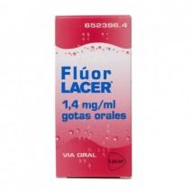 FLUOR LACER 3.25 MG (EQ 0.05 MG F) GOTAS ORALES SOL 30 ML