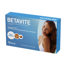 Betavite, 30 capsulas