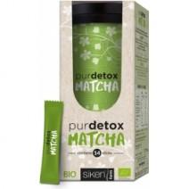 Siken Form Purdetox Matcha Bebida Detox, 14 sticks x 3 gr