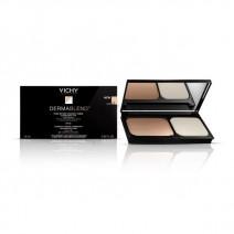 Vichy Dermablend Fondo de Maquillaje Corrector Compact 45 Nude, 10 g