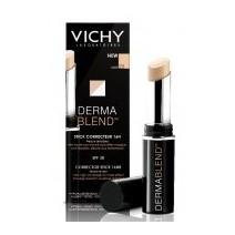 Vichy Dermablend Stick SOS SPF30 Corrector Tono 15 Nude, 4,5 g