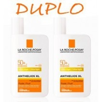 Anthelios Duplo Fluido 50+ 2 x 50ml