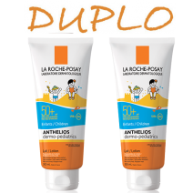 Anthelios Duplo Pediatrics 50+ Locion 2 x 250ml