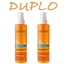 Anthelios Duplo Aceite Spray 50+ 2 x 200ml