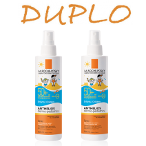 Anthelios Duplo Pediatrics 50+ Spray 2 x 200ml