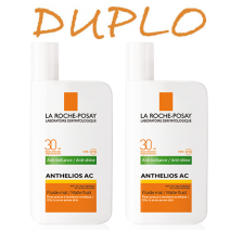 Anthelios Duplo AC Fluido Anti brillos 30 2 x 50ml
