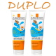 Anthelios Duplo Pediatric Wet Skin 50+ 2 x 250ml