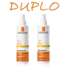 Anthelios Duplo SPF30 Spray 2 x 200ml